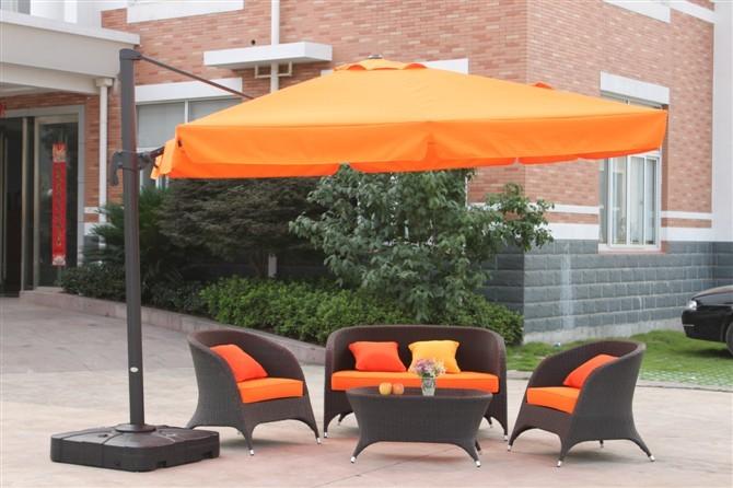 南京高档欧式庭院伞订做